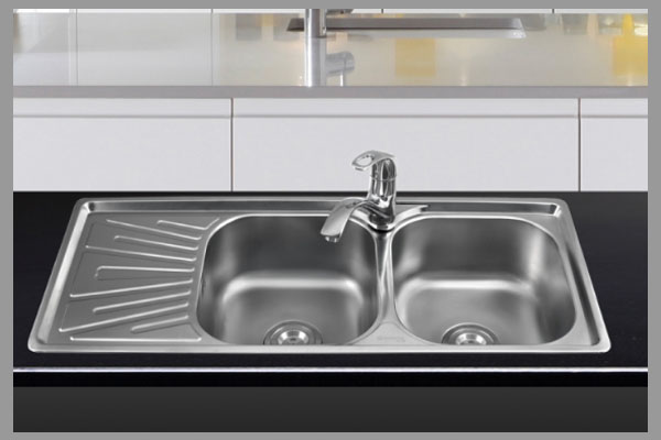 Cách phân biệt chậu rửa bát inox thật ? 3