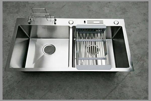 Cách phân biệt chậu rửa bát inox thật ? 4
