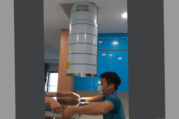 [Tư vấn] cách chọn máy hút mùi phòng bếp đẹp 4