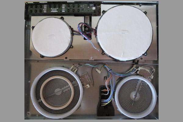 Các lỗi thường gặp của bếp điện từ và cách sửa 2