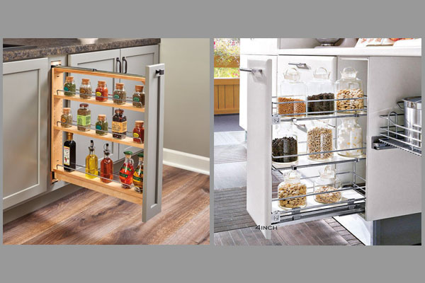 [Tư vấn] phụ kiện tủ bếp gồm những gì? 6