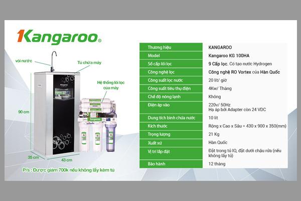 [Tư vấn] máy lọc nước Kangaroo có tốt không? 3
