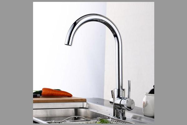 [Tư vấn] vòi rửa bát 3 đường nước loại nào tốt? 4