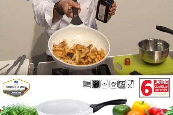 [Tư vấn] chảo chống dính bếp từ giá rẻ 1