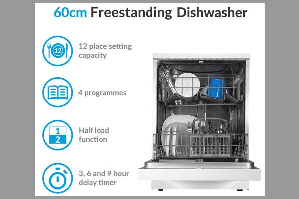 [Tư vấn] máy rửa bát loại nào tốt 8