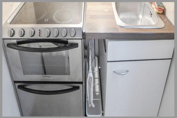 [Tư vấn] bếp tủ liền lò loại nào tốt 4