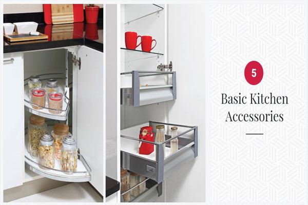 Báo giá phụ kiện tủ bếp thông minh 2