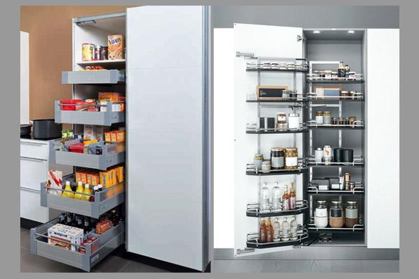 Báo giá phụ kiện tủ bếp thông minh 5