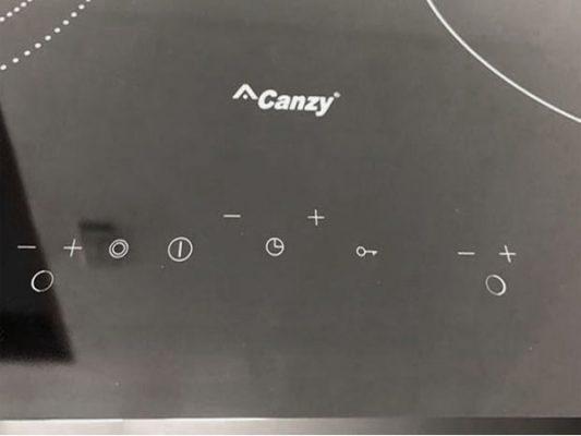 Ảnh phím điều khiển và chức năng bếp từ Canzy