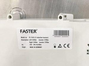 Bếp từ Faster FS 741G 4