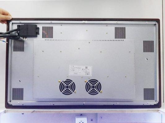 Hình ảnh thực tế bếp từ Hiqua HQ-188A
