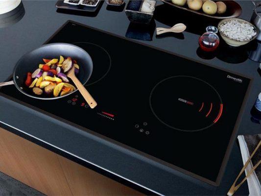 Hình ảnh thực tế bếp từ Dmestik ES721 DKI