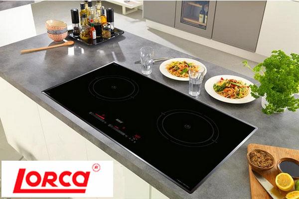 Hình ảnh thực tế bếp từ Lorca LCI-809P