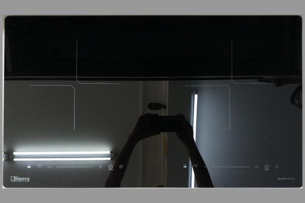 Hình ảnh thực tế bếp từ Binova BI-107-ID