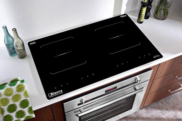 Hình ảnh thực tế bếp từ Binova BI-777TL