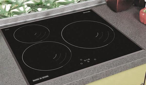 Hình ảnh thực tế sản phẩm bếp từ Dmestik ES603 DKI