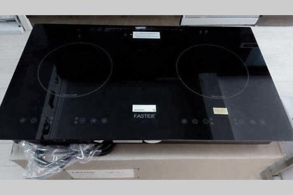 Hình ảnh thực tế bếp từ Faster FS 216I
