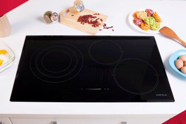 Hình ảnh thực tế bếp từ Hafele HC I773B