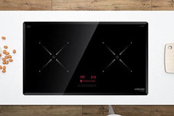 Hình ảnh thực tế bếp từ Kocher DI-808GE