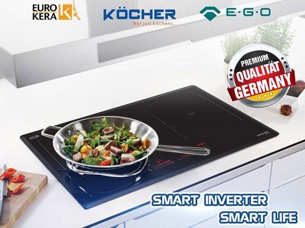 Bếp từ Kocher DIB4-888 2