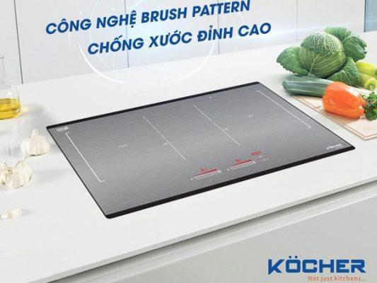Hình ảnh thực tế bếp từ Kocher DIB4-888MI