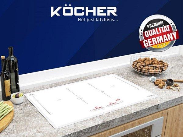 Bếp từ Kocher DIB4-888W 2