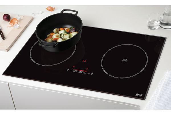 Hình ảnh thực tế bếp từ Lorca LCI 900