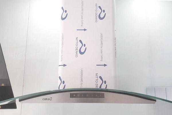 Hình ảnh thực tế máy hút mùi Cata KYROS-TC3V 60
