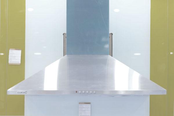Hình ảnh thực tế máy hút mùi Cata OMEGA-90