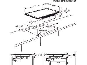 Bếp từ Electrolux EHXD875FAK 3