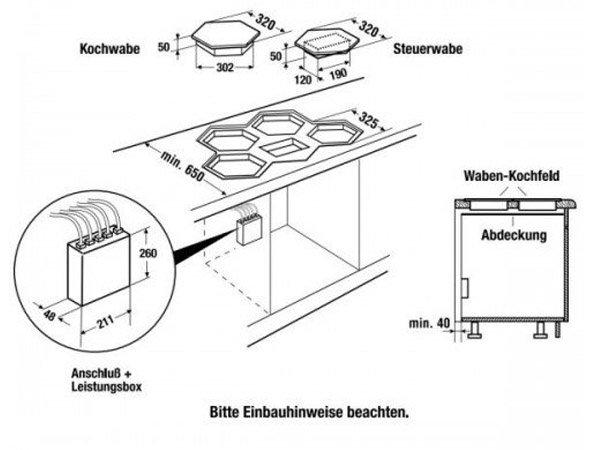 Bếp từ Teka KUPPERSBUSCH EKWI 3740.0S 2