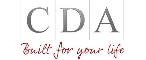Giới thiệu logo hãng CDA - thuộc tập đoàn Amica Group