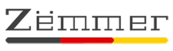 Logo hãng Zemmer - thương hiệu Zemmer