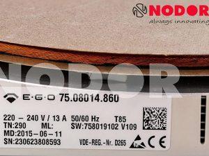 Bếp từ Nodor IWC 27P 8