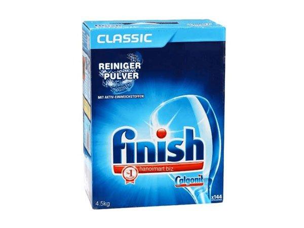 Bột rửa bát Finish 4.5 kg 1