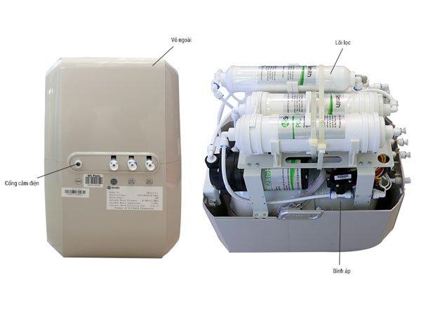 Máy lọc nước Aosmith RO AR75-A-S-2 2