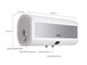 Bình nóng lạnh Ferroli INFINITI MAX 20L 4
