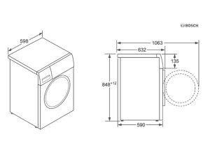Máy giặt Bosch WAT24340PL 3
