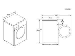 Máy giặt Bosch WAW24540PL 3