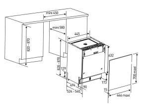 Máy rửa bát Bosch SPS66TI01E 3