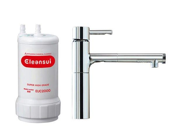 Máy lọc nước Mitsubishi Cleansui EU202 1
