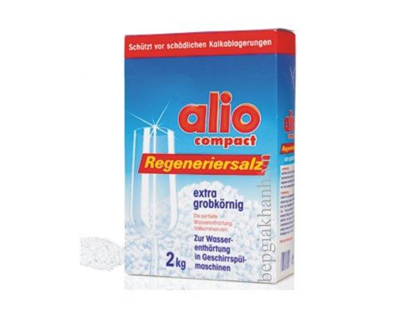 Muối rửa bát Alio 2kg 1