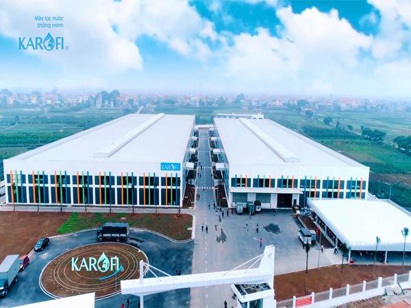 Máy lọc nước công nghiệp Karofi 1000L/H 2