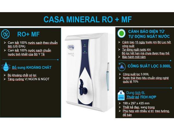 Máy lọc nước Unilever PUREIT CASA 2