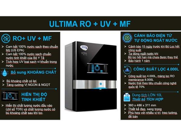 Máy lọc nước Unilever PUREIT ULTIMA 2