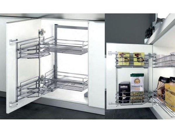 Tủ đồ khô 2 tầng Faster FS-502-SPN 1