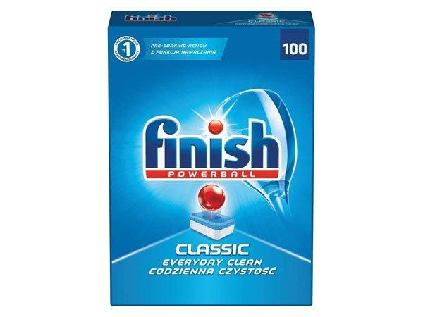 Viên rửa bát Finish 100V 1