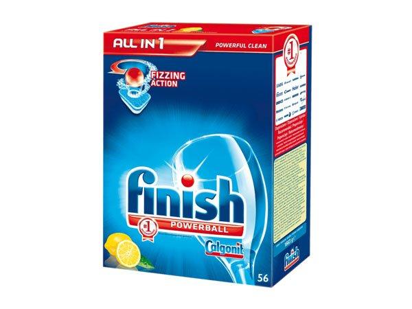 Viên rửa bát Finish 60V 1