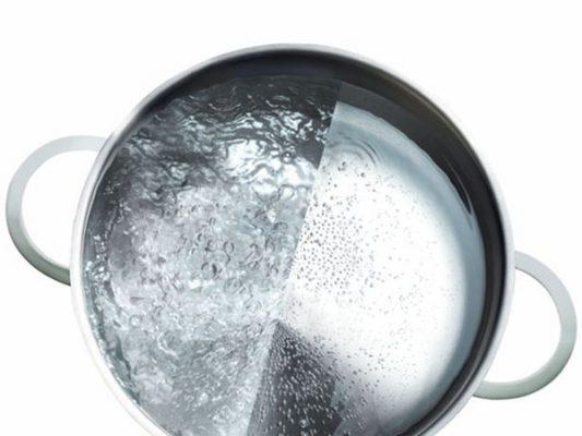 Chức năng nấu nhanh Booster của bếp từ Bosch