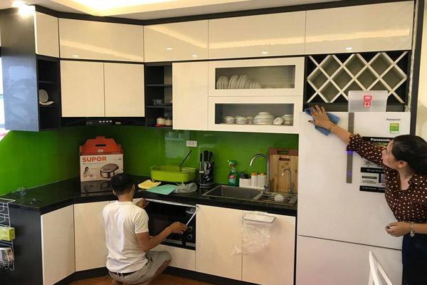 Khuyến mại phụ kiện tủ bếp 11